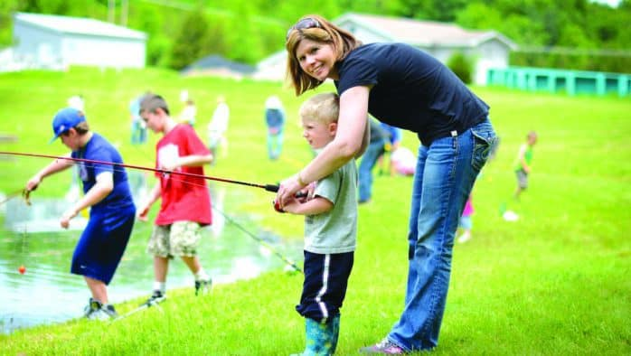Vermont Days offer free fishing, access to state parks and historic sites