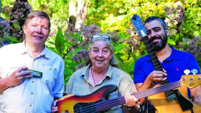 John LaRouche jazz trio takes the stage  at Brandon Music