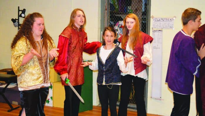 """Traveling troupe to deliver 10 performances of Shakespeare's """"The Tempest"""""""
