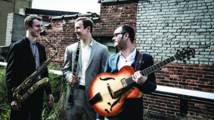 Jazz brothers Peter and Will Anderson return to Brandon Music