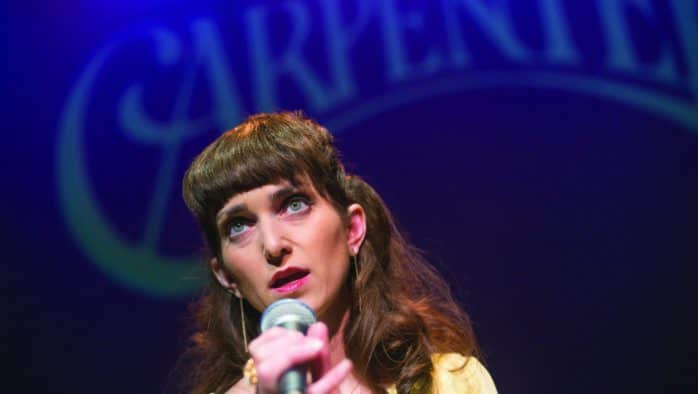 Brandon Town Hall presents Carpenters tribute concert with Sally Olson