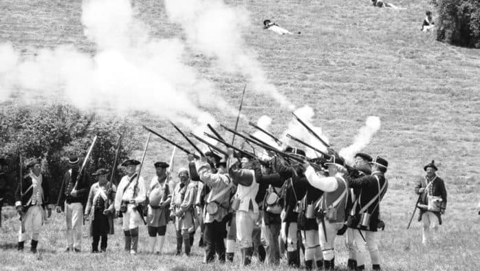 Hubbardton relives American Revolution battle