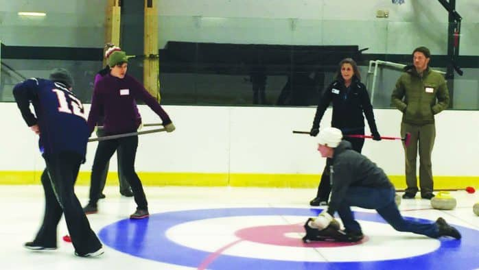 Summer curling clinic offered in Woodstock