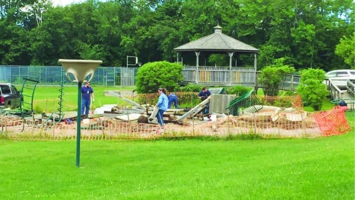 Barstow school to build a new playground