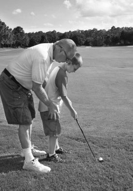 How to help kids get into golf
