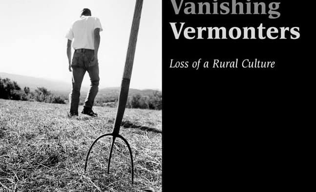 "Author Peter Miller talks on new book ""Vanishing Vermonters"" in Rutland"