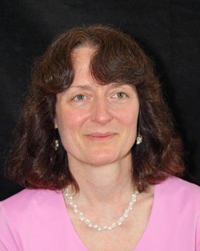 Portrait of April Ossmann