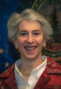 Portrait of Alison Clarkson