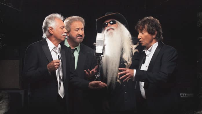 Rockin' the region with Oak Ridge Boys