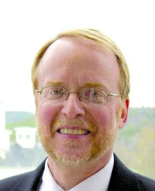 Portrait of Lyle Jepson Outdoors