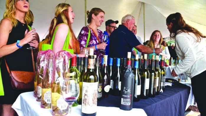 Elevate your taste buds at the Killington Wine Festival