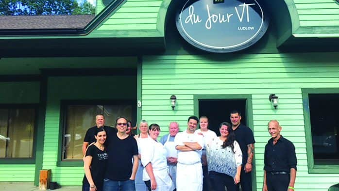 Local chef takes tips from Julia Child