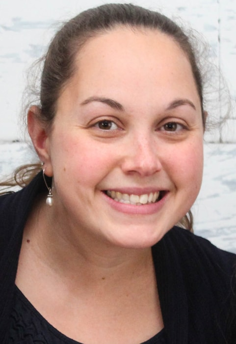 Portrait of Bianca McKeen