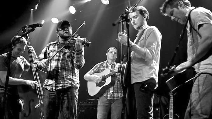 Infamous Stringdusters to headline WinterWonderGrass