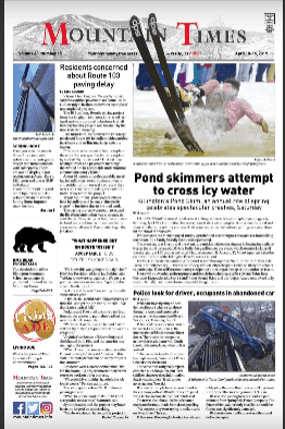 The Mountain Times – Volume 48, Number 15: April 10, 2019