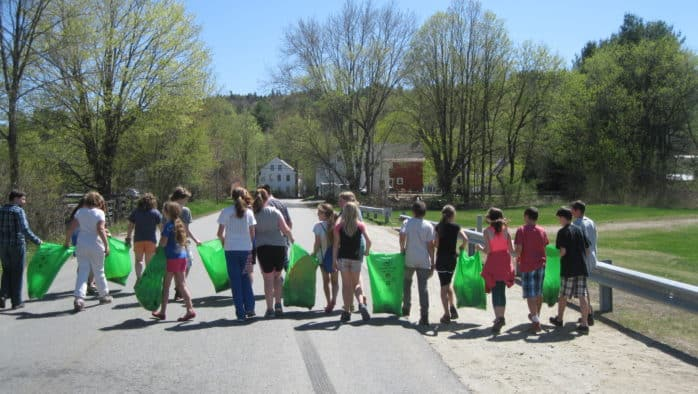 Towns coordinate pick up, drop off, events surrounding Green Up Day
