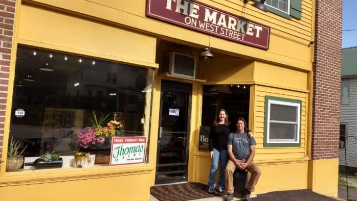 Proctor's corner market makes a comeback