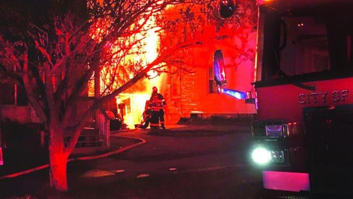 'Suspicious' Rutland fire displaces 10