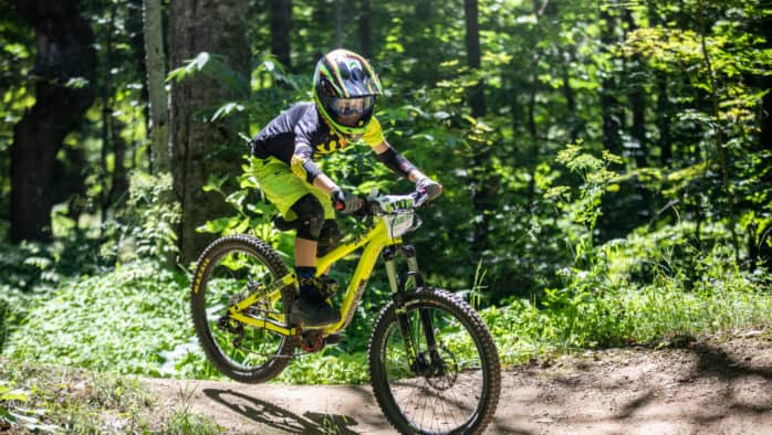 Sign up for Bike Bum race series at kick-off event