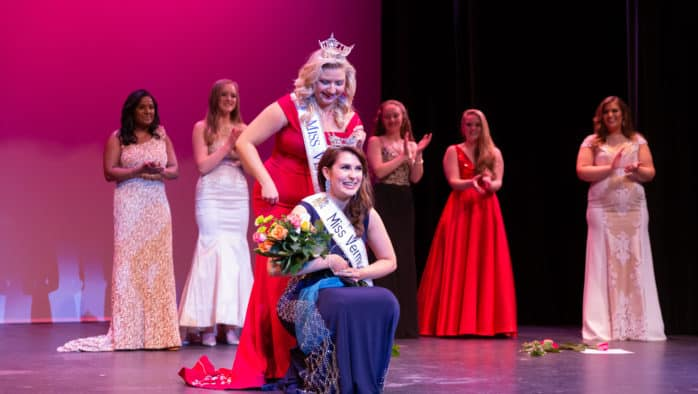Miss Vermont crowned