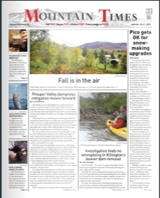 The Mountain Times – Volume 48, Number 39: Sept. 25 – Oct. 1, 2019