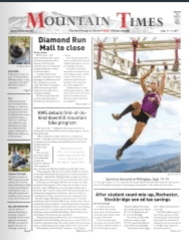 The Mountain Times – Volume 48, Number 37: Sept. 11-17, 2019