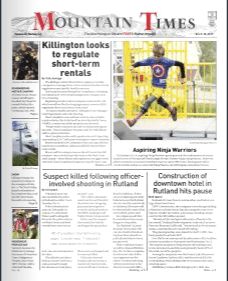 The Mountain Times – Volume 48, Number 41: Oct. 9-15, 2019
