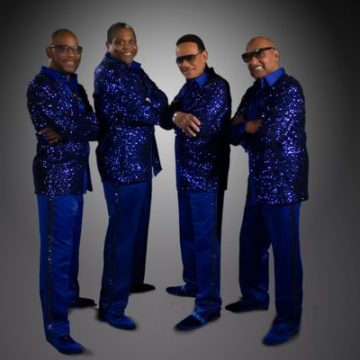 The Four Tops brings Motown to the Paramount