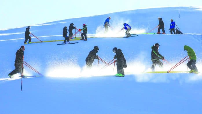 Killington receives positive snow control for World Cup