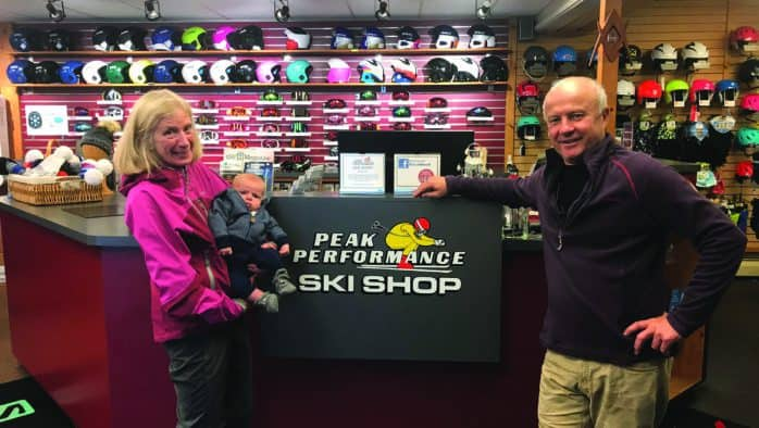 Peak Performance owner Fred Coriell, dies at 67
