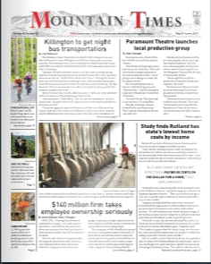 Mountain Times – Volume 48, Number 22: May 29- June 4, 2019