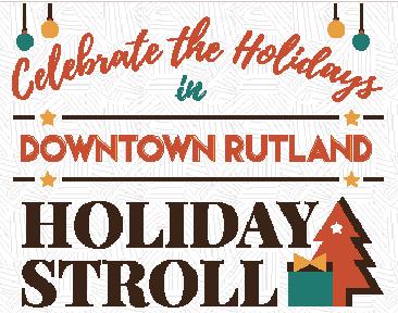 Stroll through Rutland for the holidays