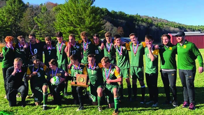 Chester boys soccer takes state D-III title for the first time
