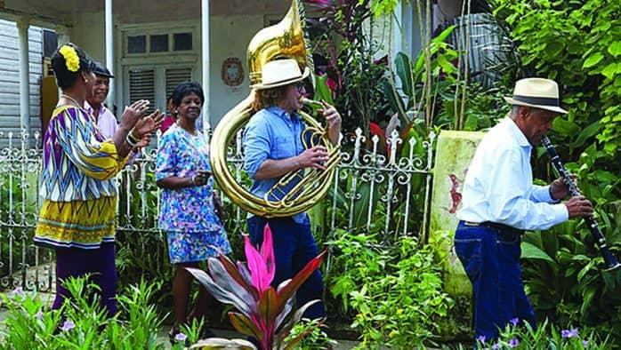 Woodstock Film Series Presents 'A Tuba to Cuba'