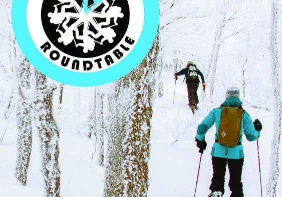 Earn Your Turns panel ventures into the backcountry