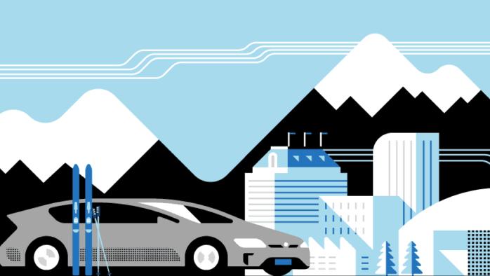 Uber Ski arrives in Vermont