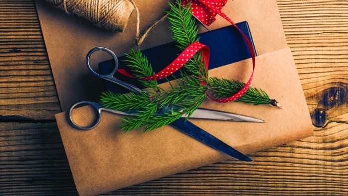 Give holiday cheer with eco-friendly gift options
