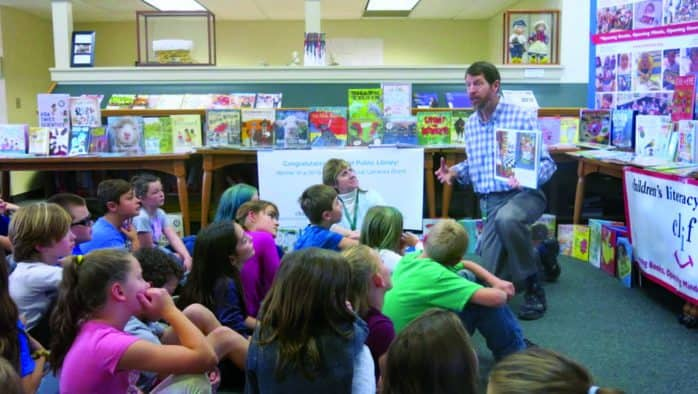 Pawlet Library receives CLIF grant to collaborate with Mettawee School