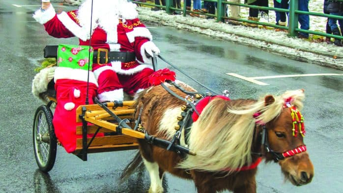 Wassail Parade showcases holiday spirit