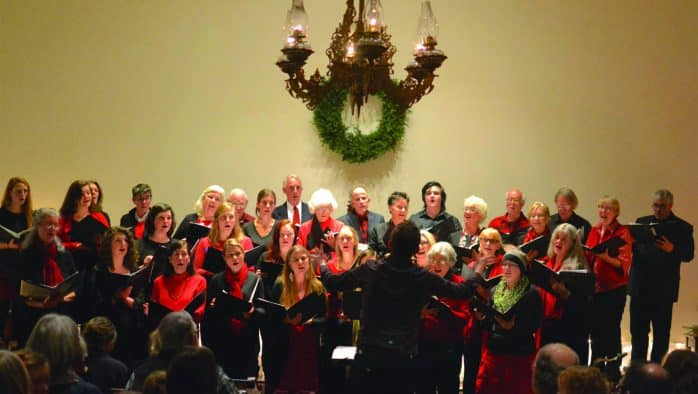 BarnArts welcomes community for 9th annual Winter Carols