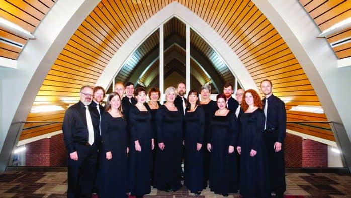 Counterpoint Chorus and VSO Brass Quartet join to bring holiday cheer across Vermont