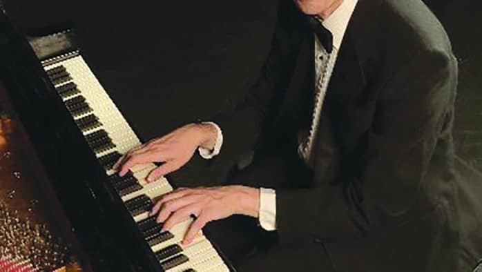 Michael Arnowitt and the ImproVisions Jazz Quintet perform at Chandler