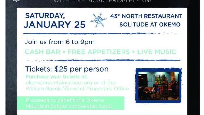 Catch Flynn at the Snowflake Soiree