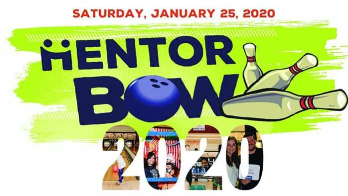 Strike a difference at the 13th annual Mentor Bowl, Sunday