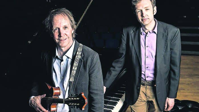 Mandolin maestro and renowned pianist to perform live at Brandon Music