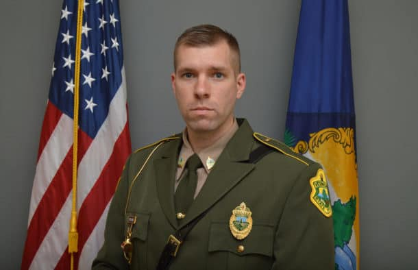State police trooper arrested for DUI