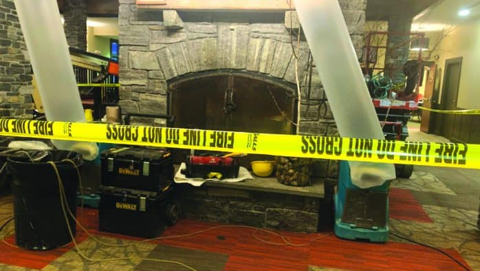 Guests evacuated from Killington Grand on Saturday after chimney fire