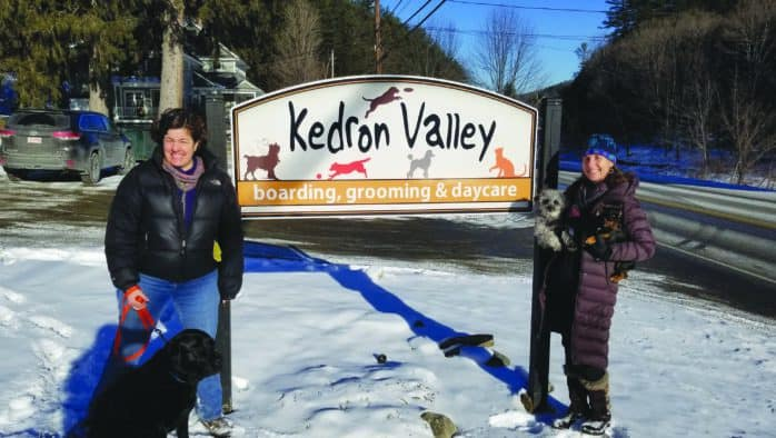 Kedron Valley opens new boarding, daycare facility