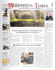 Mountain Times- Volume 49, Number 56: Jan. 29- Feb. 4, 2020