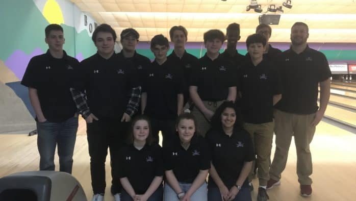 Windsor High maintains its lead in Vermont high school bowling tournament